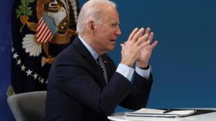 Joe Biden 25/02/2021