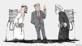 دنیا از نگاه «موش»: هیزم آوران و آتش افروزان در خاورمیانه