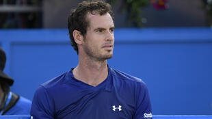 Andy Murray has not played since his defeat in the last eight at Wimbledon in July.