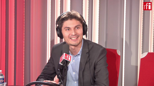 Gilles Vanderpooten, directeur général de Reporters d'Espoirs