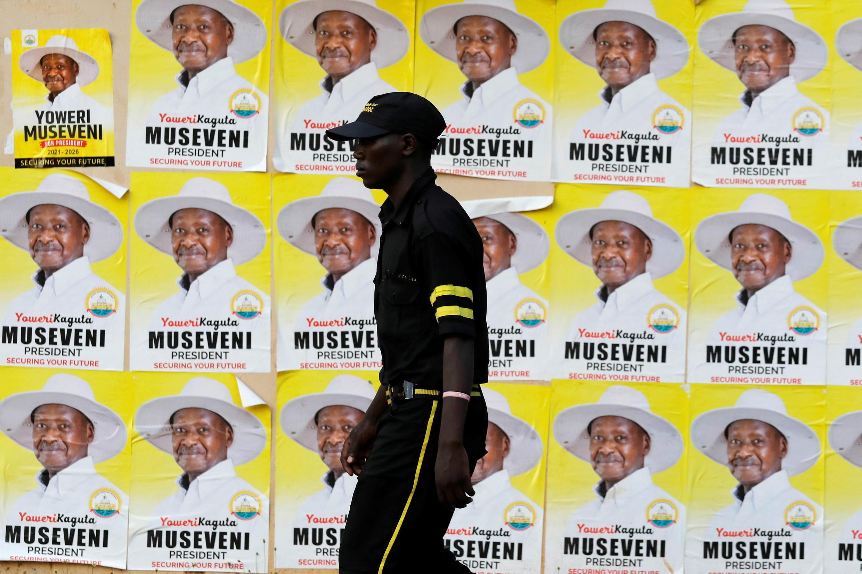 Ouganda élections générales Museveni