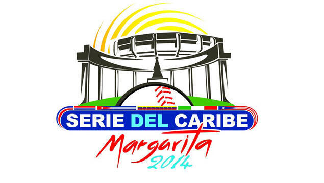 Logo de la Serie del Caribe 2014.