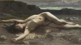 """""""Abel"""" (1874-1875) de Camille Félix Bellanger."""