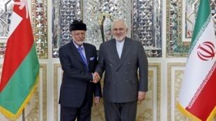 یوسف به علوی، وزیر امور خارجه عمان، روز دوشنبه ۲ دسامبر/۱۱ آذر، در تهران با همتای ایرانی خود، محمدجواد ظریف، دیدار کرد.