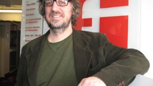 Damián Tabarovsky en RFI.