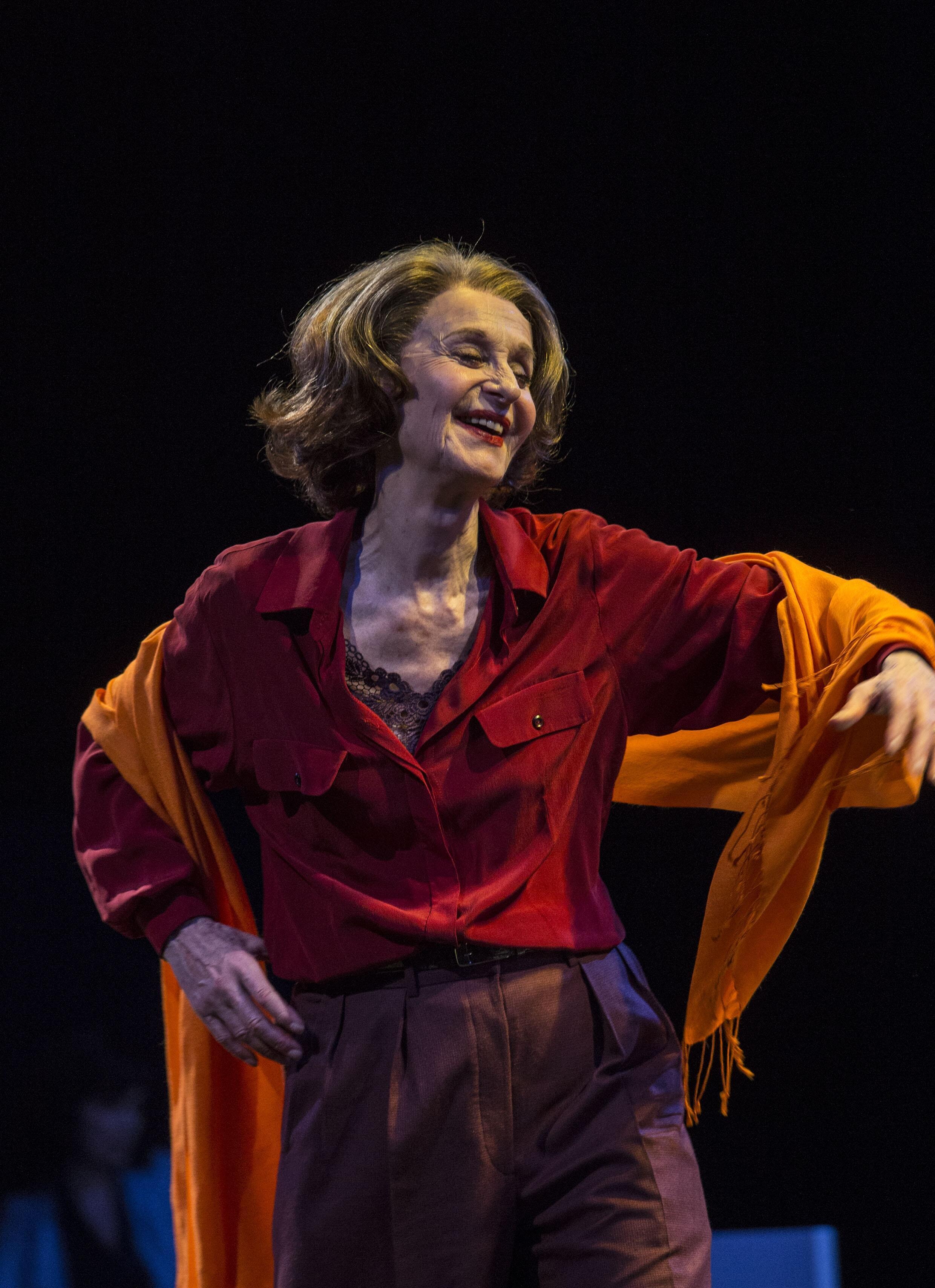 La pièce «Bettencourt boulevard ou une Histoire de France» qui se joue au Théâtre national de La Colline.