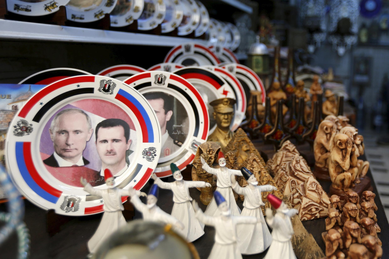 """Damas xem tổng thống Nga Putin như một vị """"anh hùng"""". Ảnh minh họa"""