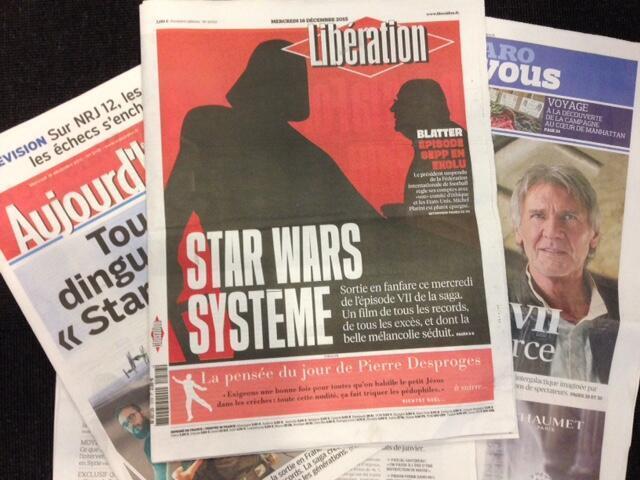 Capas dos jornais franceses desta quarta-feira (16).