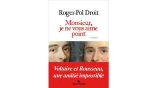 «Monsieur, Je ne vous aime point. Voltaire Rousseau, une amitié impossible», de Roger-Pol Droit.