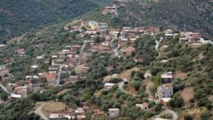Des terroristes sont toujours actifs dans la région de Bouira en Algérie.