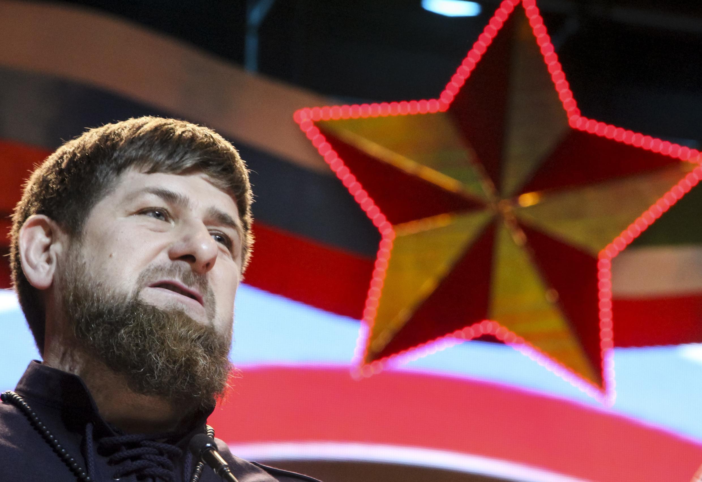 Рамзан Кадыров (архив 20/02/2016)