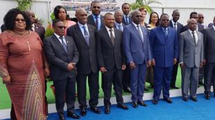 Réunion à Libreville des ministres en charge de l'Agriculture, de l'Elevage et des Pêches des pays de la Communauté Economique des Etats de l'Afrique Centrale (CEEAC).