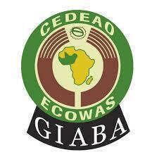 Logótipo GIABA/CEDEAO