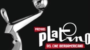 Logo de los Premios Platino del Cine Iberoamericano.