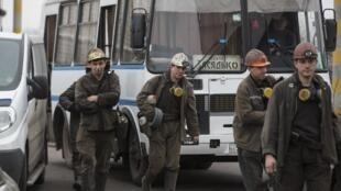 Explosão em mina de carvão no leste da Ucrânia pode ter deixado mais de 30 mortos.
