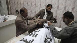 En 2014, quatre vaccinateurs antipolio avaient été tués au Pakistan.