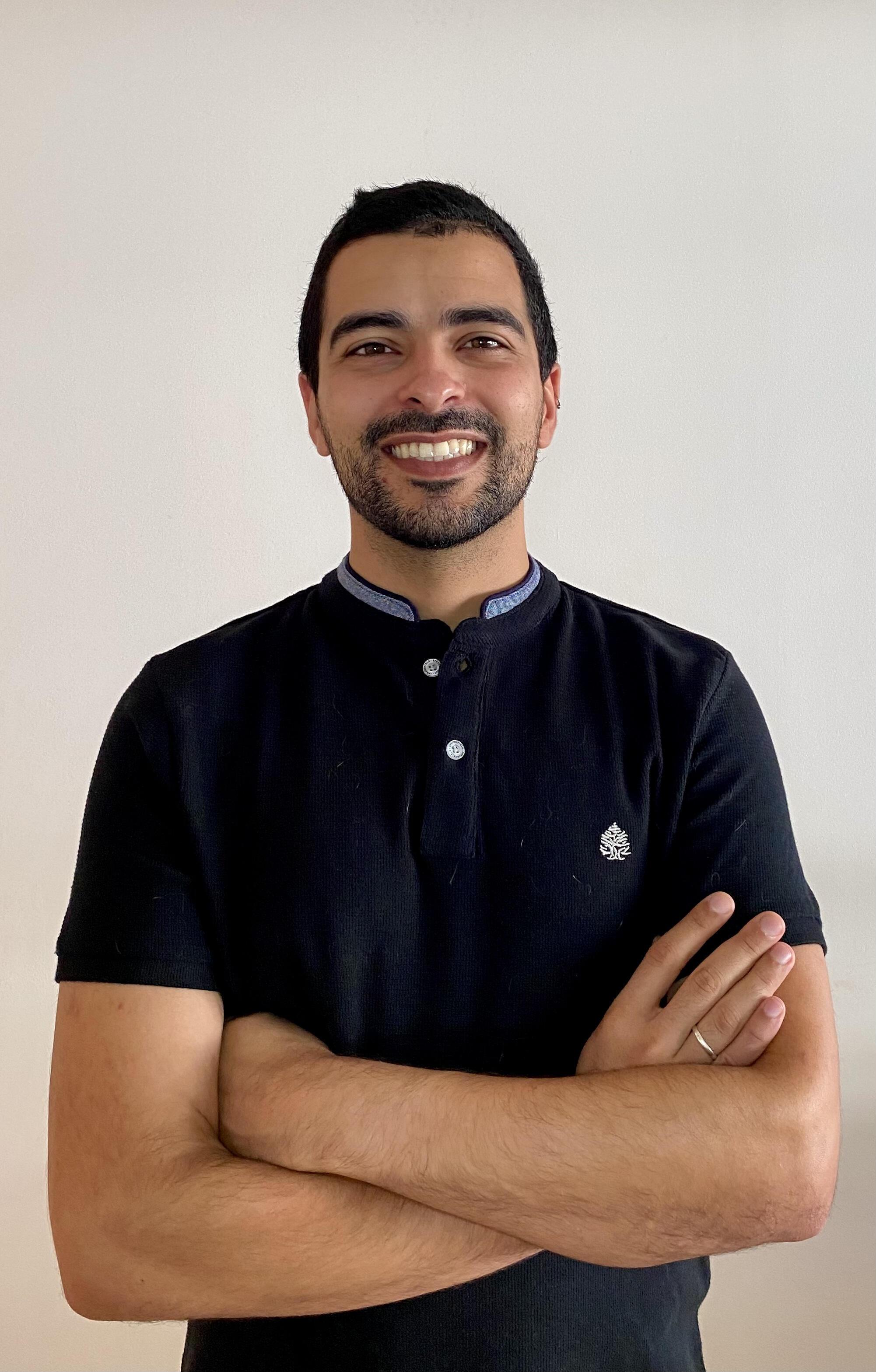 Emanuel Novais, investigador português.
