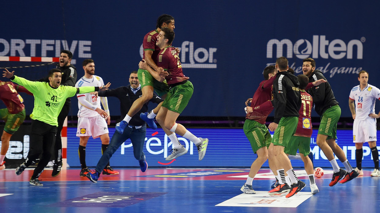 A Selecção Portuguesa apurou-se para os Jogos Olímpicos de Tóquio.