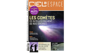 Ciel et espace, août 2014.