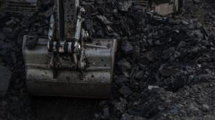 Dans l'État Shan, dans le nord de la Birmanie, des villageois protestent contre un projet de mine de charbon (image d'illustration).