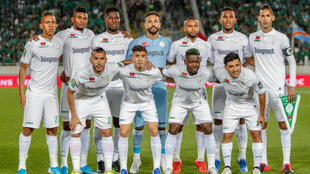 Moroccan club Raja Casablanca were shock last 32 losers in the CAF Champions League.