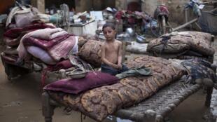 پزشکان بدون مرز : نیاز به کمکهای فوری برای مادران و کودکان در این مناطق به شدت محسوس است. عکس آرشیو.»