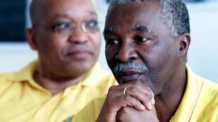 Thabo Mbeki a propulsé l'Afrique du Sud au rang de première puissance économique du continent, mais la criminalité élevée dans le pays et ses positions sur le sida ont fait de l'ombre à son bilan.
