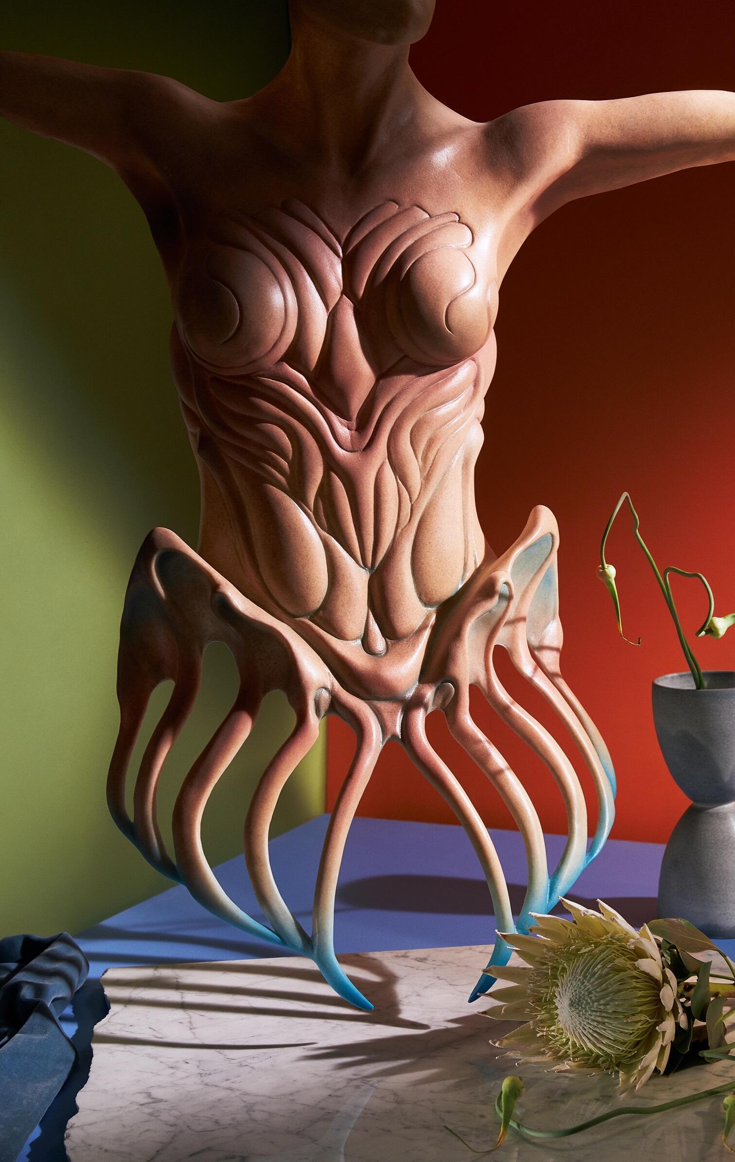 El Corset, creación de los artistas de A. Human.