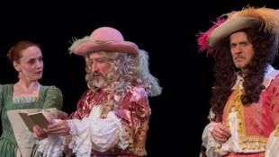 """""""El burgués gentilhombre"""" fue estrenada por Molière en 1670."""