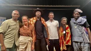 Claudy Siar, Camille Seck, Cheikh Ibra Fam, Cheikh Coka, Shula Ndiaye, Alibeta