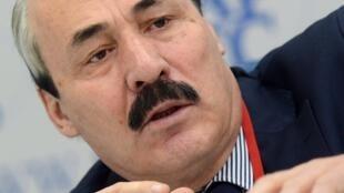 Рамазан Абдулатипов указом Президента России назначен и.о. главы Республики Дагестан