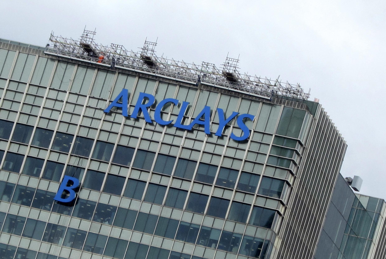 Trụ sở ngân hàng Barclay tại Luân Đôn. Ảnh chụp ngày 20/07/2012.