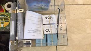 Les électeurs de Nouvelle-Calédonie ont dit OUI, pour rester au sein de la République française.