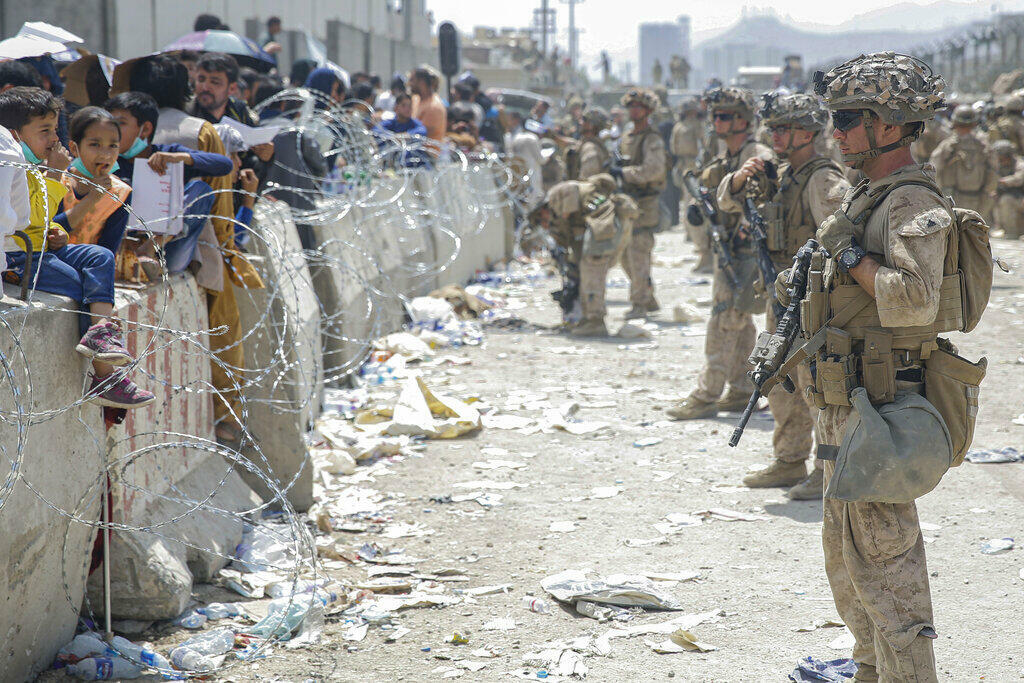Afghanistan - Kaboul - Marines US