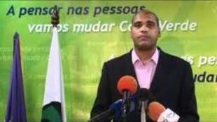 Elísio Freire, vice-Presidente do MPD em Cabo Verde Imagem do Youtube