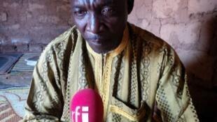 Hakimin Dangoma a Kaduna Alhassan Sa'idu