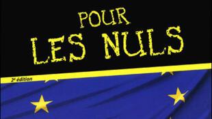 Couverture du livre L'Europe pour les Nuls