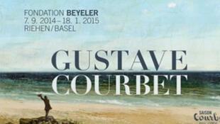La Fondation Beyeler dévoile l'œuvre de Gustave Courbet.