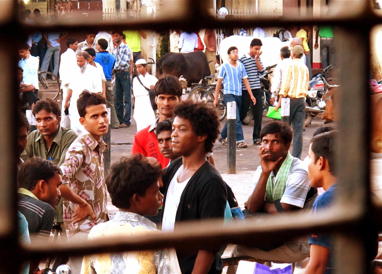 Chassol en Inde.