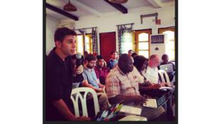 Mondoblog Abidjan 2014.