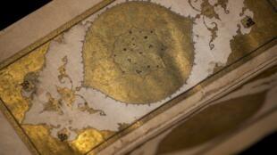 یک نسخه قدیمی دیوان حافظ به ارزش حدود یک میلیون یورو در هلند کشف شد.