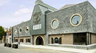 Teeling Whiskey, la nouvelle distillerie qui se trouve à Dublin.