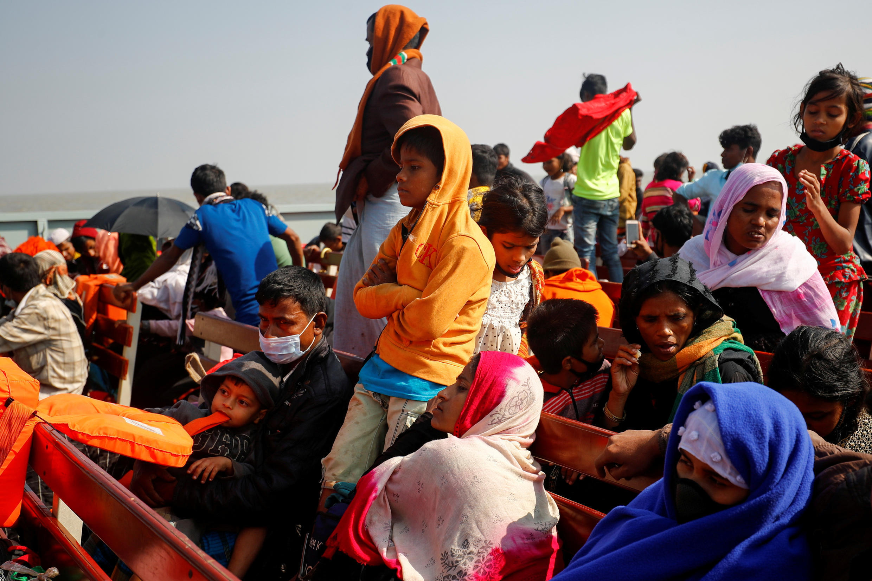BANGLADESH-ROHINGYA
