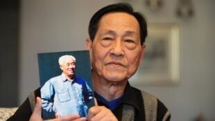 趙紫陽生前最重要的助手,時任中共中央政治局政治秘書鮑彤先生