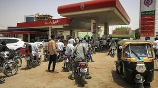soudan carburant khartoum