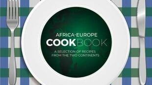 Livro de receitas Europa-África lançado em Julho de 2019.