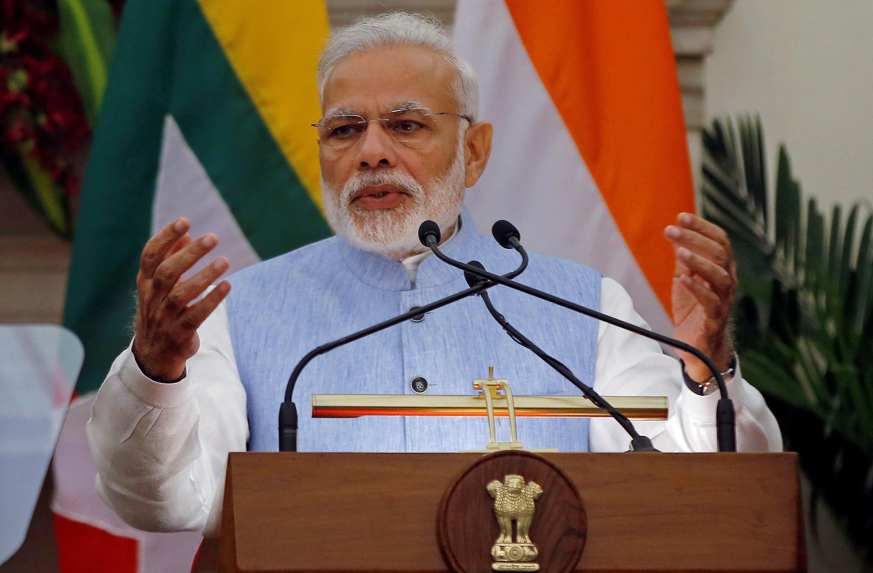 Fira Ministan Indiya  Narendra Modi