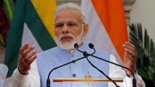Le Premier ministre indien Narendra Modi a apporté son soutien aux musulmanes qui demandent l'abrogation de la répudiation.
