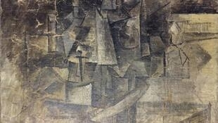 "Picasso's cubist ""La Coiffeuse"", worth about $15 million, was stolen in 2001"