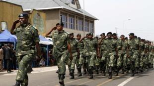 Jeshi la Jamhuri ya Kidemokrasia ya Congo limeanza operesheni ya kuwapokonya silaha wapiganaji wa Kihutu wa Rwanda wa FDLR, mashariki mwa DRC.